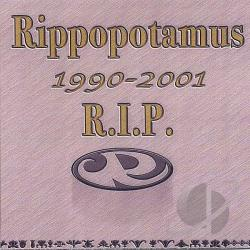 Rippopotamus - R.I.P CD Cover Art