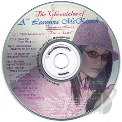 Mckissick, A-Leawnna - Chronicles Of A-Leawnna Mckissick CD Cover Art