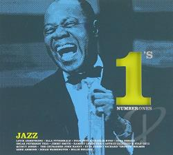 Number 1's: Jazz CD Cover Art