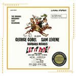 Original Cast Recording - Let It Ride! DB Cover Art