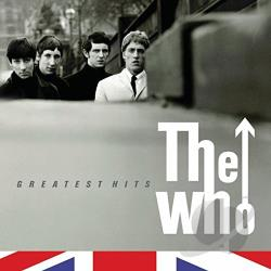 Who - Greatest Hits CD Cover Art