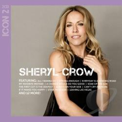 Crow, Sheryl - Icon 2 CD Cover Art