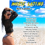 Aire Latino - Music Latino DB Cover Art