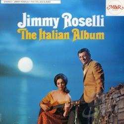 Roselli, Jimmy - Italian Album CD Cover Art