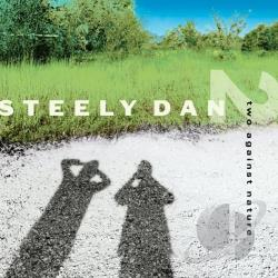 Steely Dan - Two Against Nature CD Cover Art
