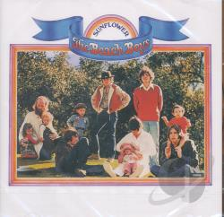 Beach Boys - Sunflower/Surf's Up CD Cover Art