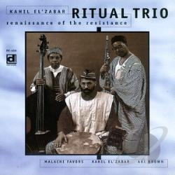 Ritual Trio - Renaissance of the Resistance CD Cover Art