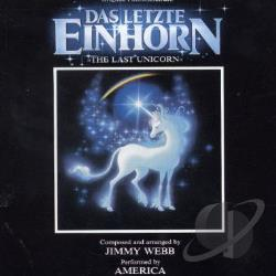Webb, Jimmy - Das Letzte Einhorn (The Last Unicorn) CD Cover Art