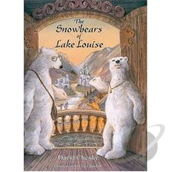 Chesky, David - Snowbears Of Lake Louise, The (Book & CD CD Cover Art