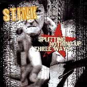 Stink - Splitting Nothing Up Three Ways CD Cover Art