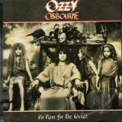 Osbourne, Ozzy - No Rest for the Wicked CD Cover Art