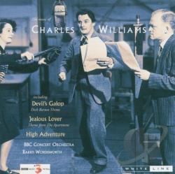 Wordsworth, Barry - Music Of Charles Williams CD Cover Art