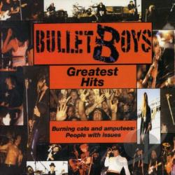 Bulletboys - Greatest Hits CD Cover Art