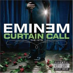Eminem - Curtain Call: The Hits CD Cover Art