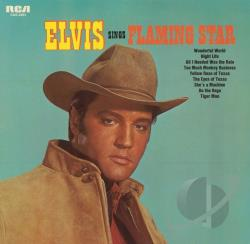 Presley, Elvis - Elvis Sings Flaming Star CD Cover Art