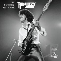 Thin Lizzy - Definitive Collection CD Cover Art