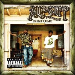 Ali & Gipp - Kinfolk CD Cover Art