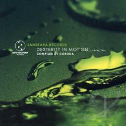 5 / A (Sanskara Records) by Corona - Dexterity in Motion (Fullon / Goa / Psytrance) CD Cover Art
