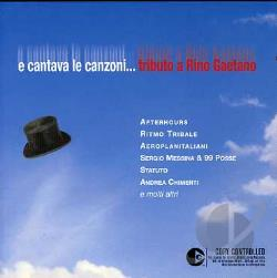 E Cantava Le Canzoni Trib CD Cover Art