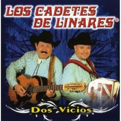 Cadetes De Linares - DOS Vicios CD Cover Art