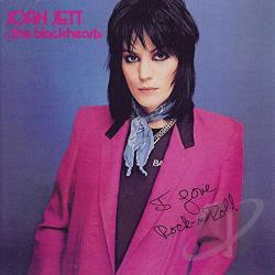 Jett, Joan / Jett, Joan & The Blackhearts - I Love Rock-n-Roll LP Cover Art