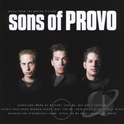 Everclean - Music From The Motion Picture Sons Of Provo CD Cover Art