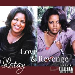 Latay - Love & Revenge CD Cover Art