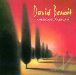 Benoit, David - American Landscape CD Cover Art