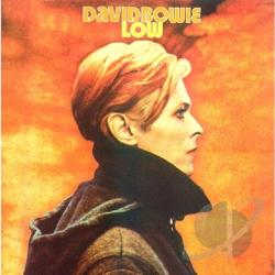 Bowie, David - Low CD Cover Art