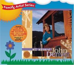 Denver, John - All Aboard CD Cover Art