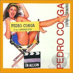 Conga, Pedro - En Accion CD Cover Art
