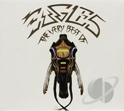 Eagles - Very Best Of CD Cover Art