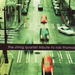 Vitamin String Quartet - String Quartet Tribute to Rob Thomas CD Cover Art