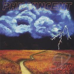 Vincent, Phil - Tragic CD Cover Art