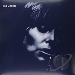 Mitchell, Joni - Blue LP Cover Art