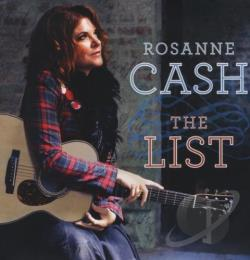 Cash, Rosanne - List LP Cover Art