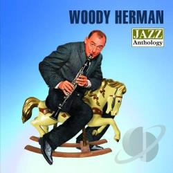 Herman, Woody - Jazz Anthology CD Cover Art