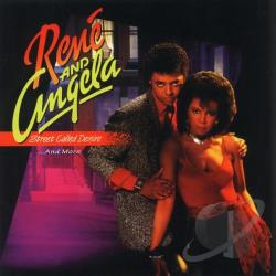 Rene & Angela - Street Called Desire CD Cover Art