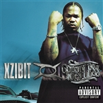 Xzibit - Restless CD Cover Art