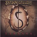 Shadow Gallery - Tyranny CD Cover Art