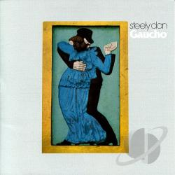 Steely Dan - Gaucho CD Cover Art