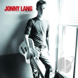 Lang, Jonny - Long Time Coming CD Cover Art