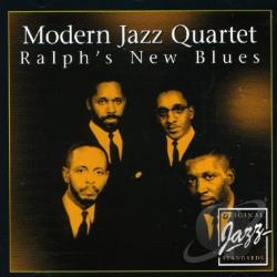 Modern Jazz Quartet - Ralph's New Blues CD Cover Art