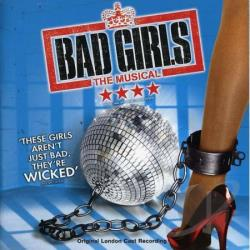 Preece, Dave / Various Artists - Bad Girls CD Cover Art