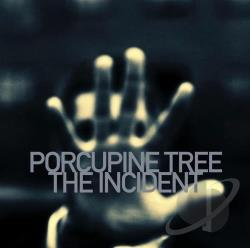 Porcupine Tree - Incident CD Cover Art