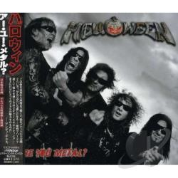 Helloween - Are You Metal? CD Cover Art