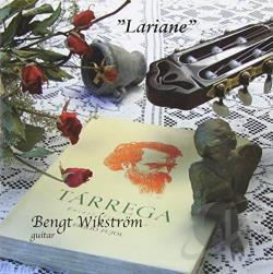 Wikstrom, Bengt - Lariane CD Cover Art