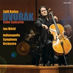 Bailey / Dvorak / Markl - Dvorak: Cello Concerto CD Cover Art
