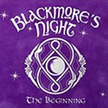 Blackmore's Night - Beginning CD Cover Art