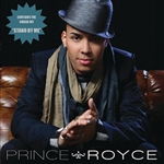 Royce, Prince - Prince Royce CD Cover Art